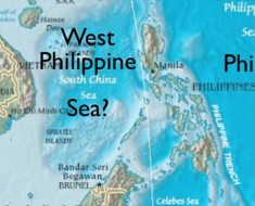 A West Philippine Sea Province? I doubt it